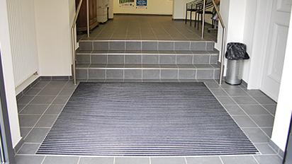 Eingangsbereich der VHS-Herten